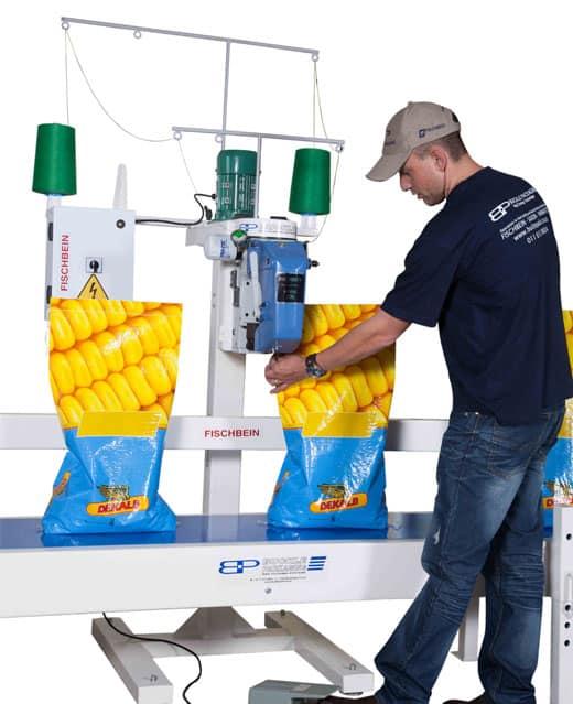 systemy zaszywania worków